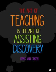 The Art of Teaching - discovery